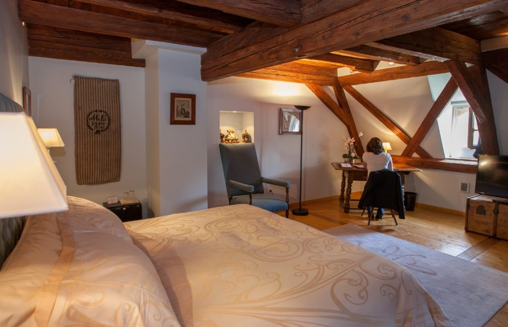 double hotel room in strasbourg