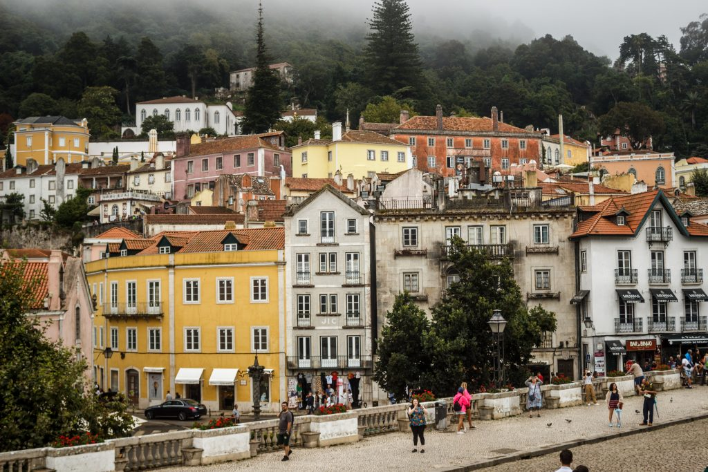 houses in sintra portugal