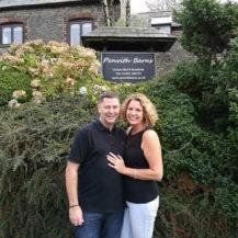 Andrew and Teresa