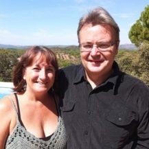 Kay and David